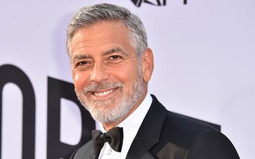 As 10 celebridades que não tem redes sociais! George Clooney