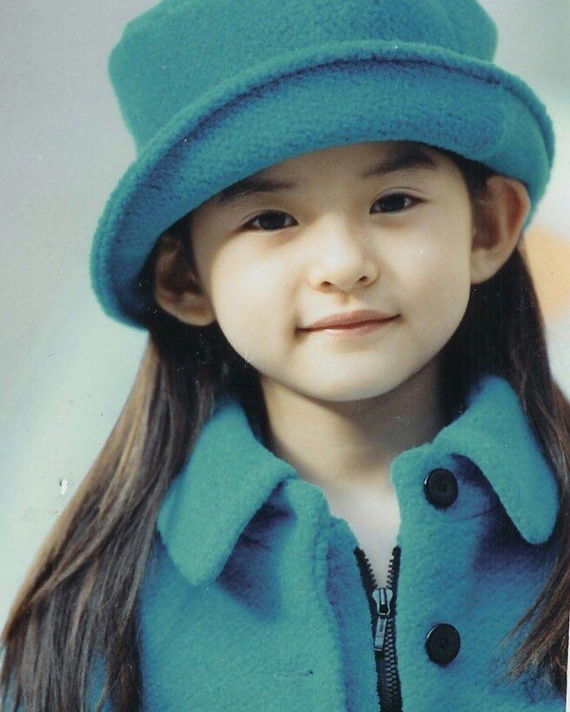 Kim Yoon Hye kecil