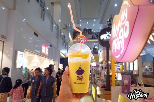 Mommy Mango Malang, Minuman Hits Menyehatkan