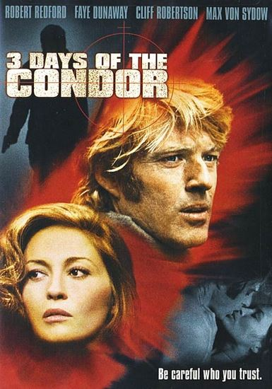 Trzy dni kondora / Three Days of the Condor (1975) PL.BRRip.XviD-GR4PE | Lektor PL