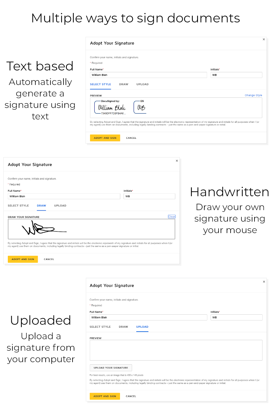 Contact Form 7 Docusign Envelope Creator for WordPress - 4