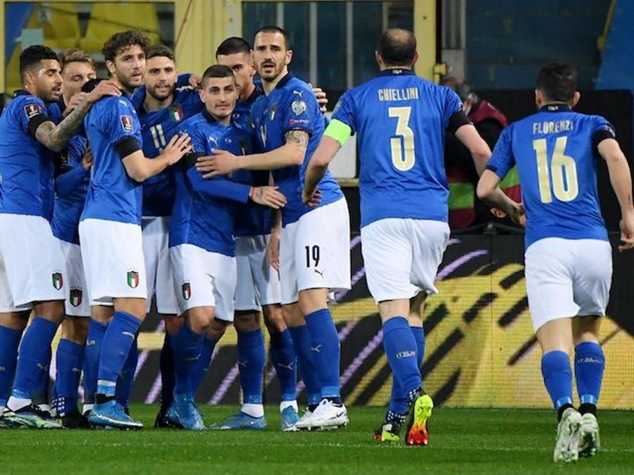 Dove Vedere LITUANIA ITALIA Streaming Diretta TV Oggi | Qualificazione Mondiali Calcio Qatar 2022