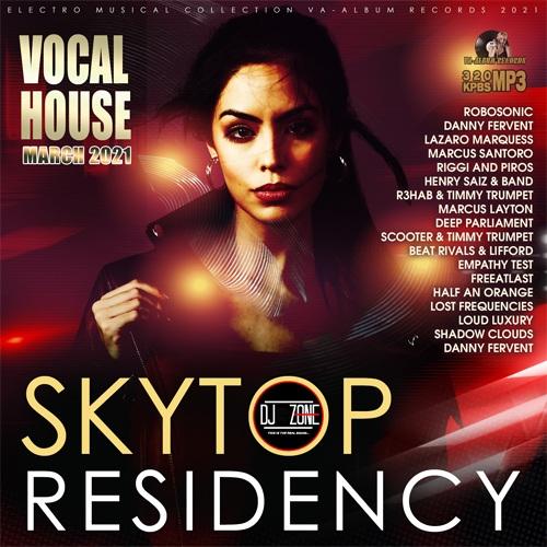 Skytop Residency (2021)