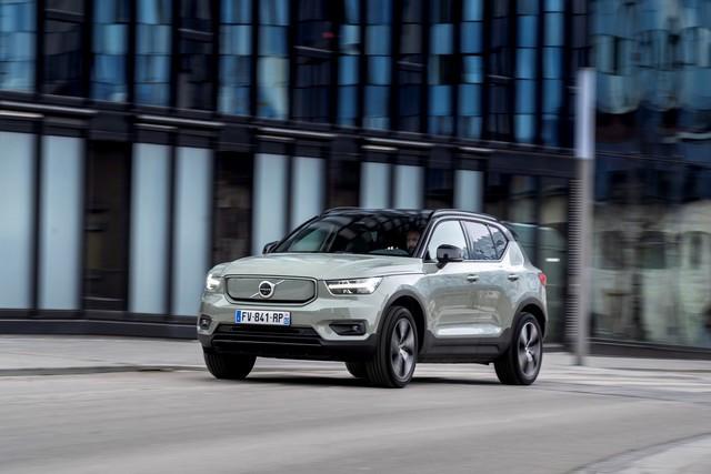 Volvo Cars reçoit la notation de performance la plus élevée en matière de développement durable de la part d'EcoVadis 276826-Volvo-XC40-Recharge-P8-AWD-100-lectrique