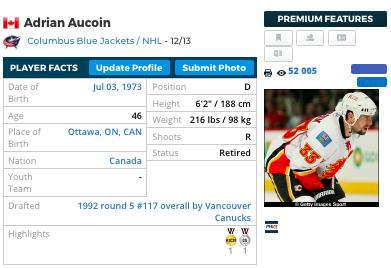 Aucoin-Profile