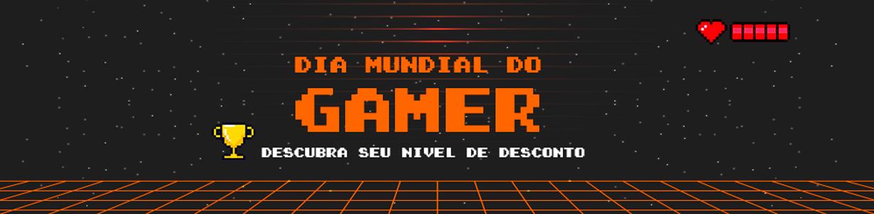 Dia Mundial do Gamer
