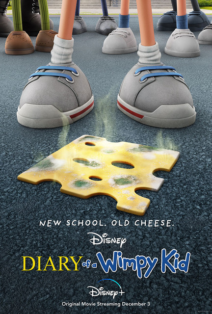 Diary-Of-A-Wimpy-Kid-Animated-Poster-Disney