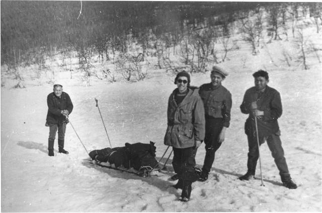 Dyatlov pass 1959 search 24