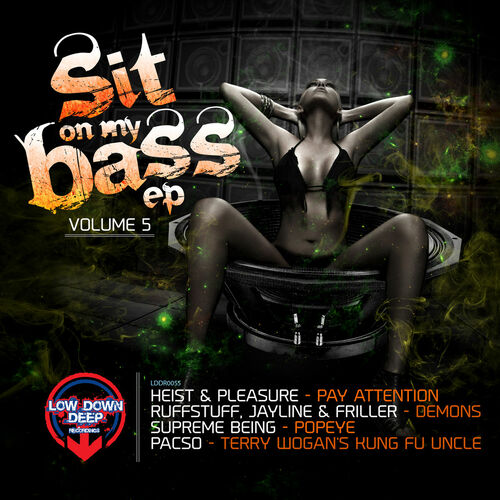 VA - Sit On My Bass EP Vol. 5 2016