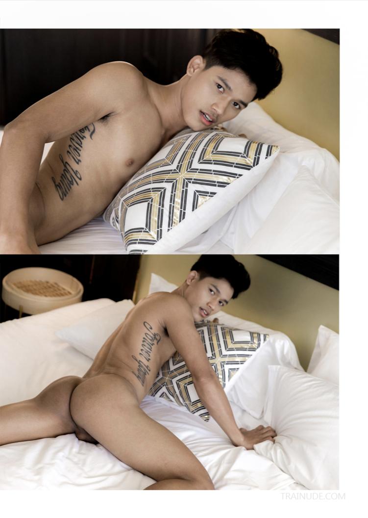 Self Photobook vol.08   Thanaphat Chumchan soái ca (Non-sex)