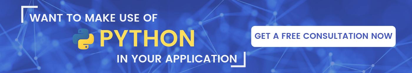 Get a Free Consultation for Python Development