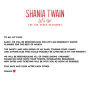 shania-vegas-letsgo-rescheduleannouncement031520
