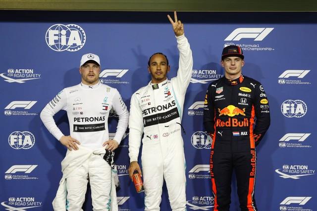 F1 GP d'Abu Dhabi 2019 (éssais libres -1 -2 - 3 - Qualifications) M222735