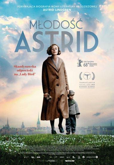 Młodość Astrid / Unga Astrid (2018) PL.BRRip.XviD-MORS | Lektor PL