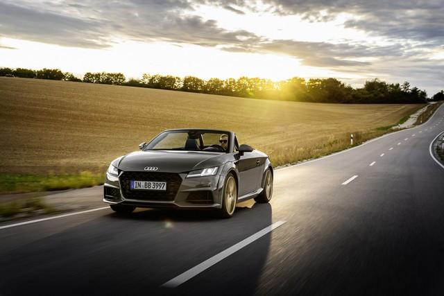 Accent sportif : l'Audi TTS competition plus A208534-medium
