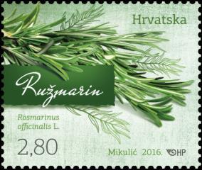 2016. year HRVATSKA-FLORA-RU-MARIN
