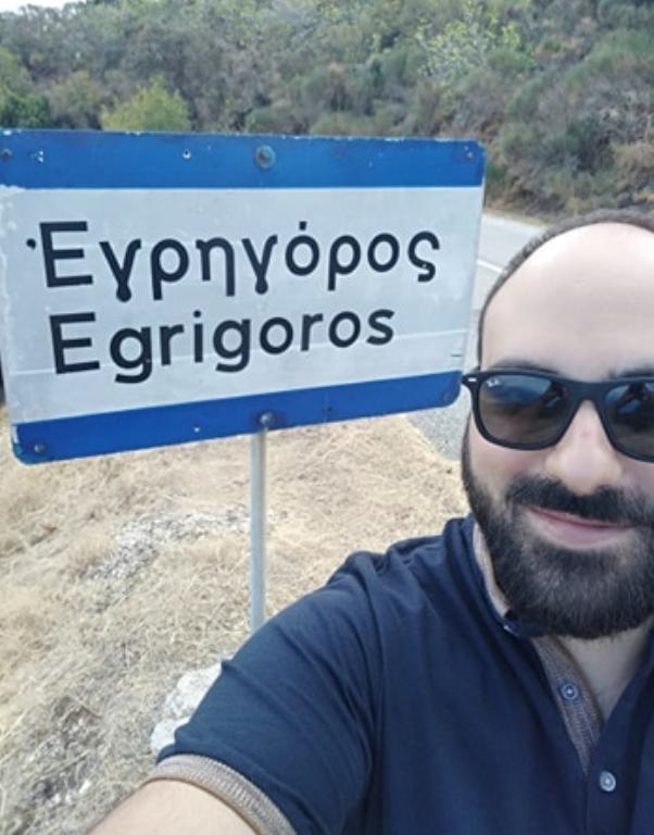 ΟΡΓΩΣΕ ΤΗΝ ΑΜΑΝΗ Ο ΑΝΤΙΔΗΜΑΡΧΟΣ Σ. ΝΤΟΜΑΤΑΣ