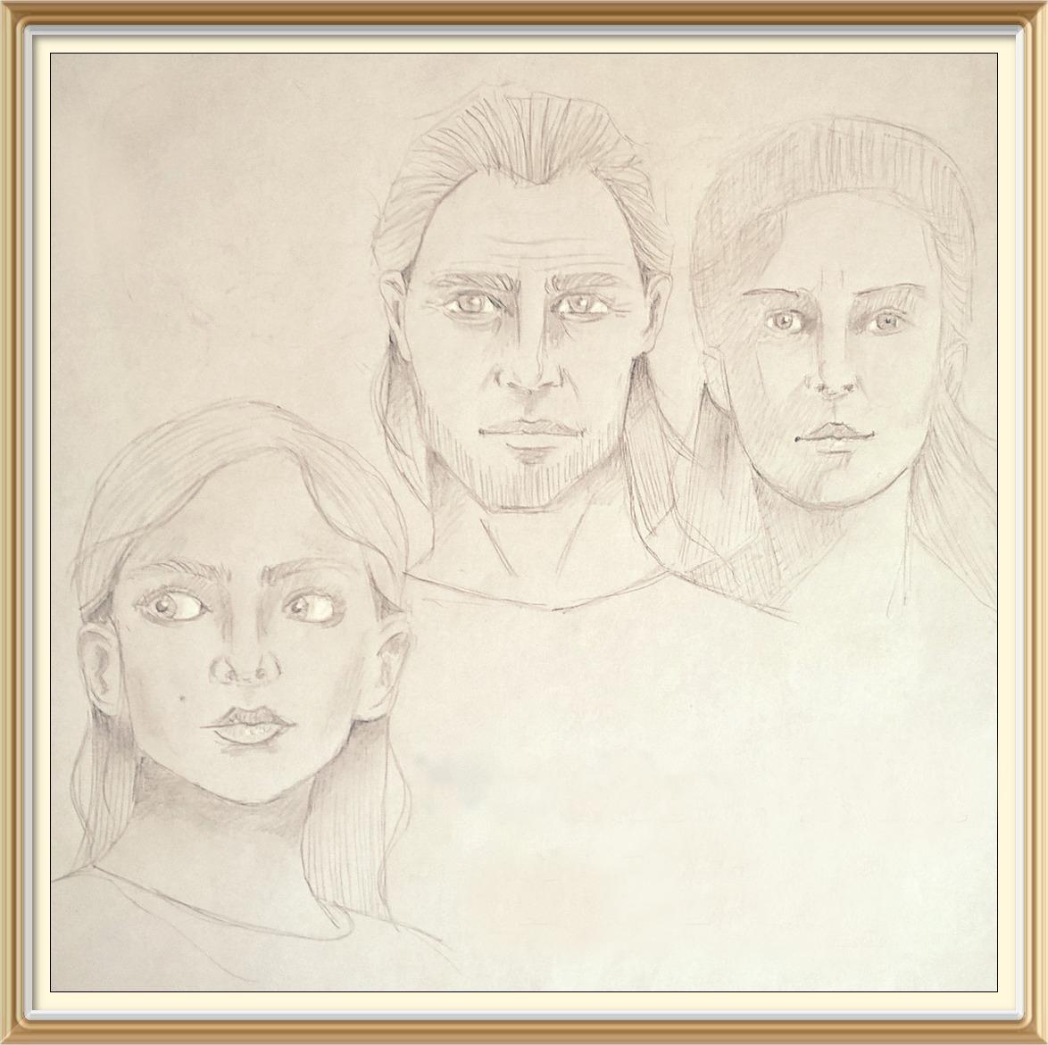 Waelden, Yllfa and Ethel