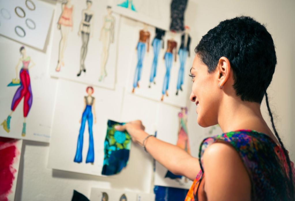 Fashion Designer in Paris
