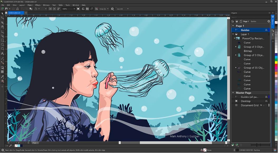 Así podrás descargar Adobe Corel Draw x9 Full y además gratis
