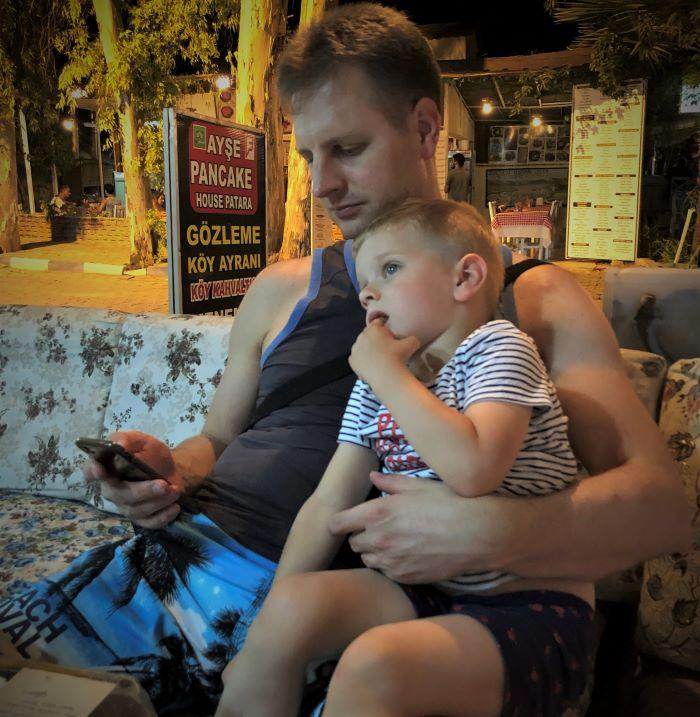 Как мы провели в этой Турции: Патара с 3-летним ребенком (август-2021)
