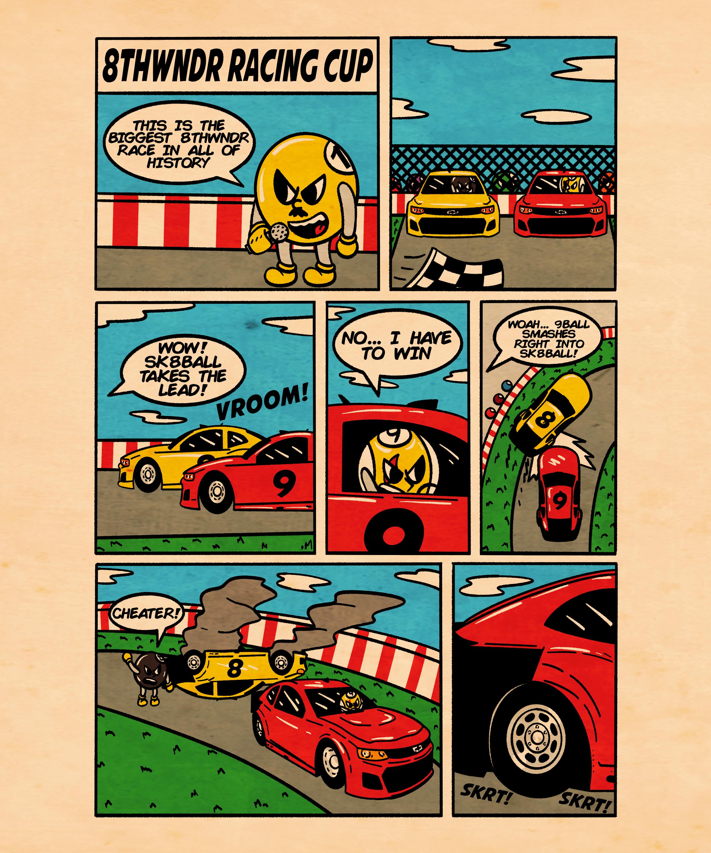 racing-comic
