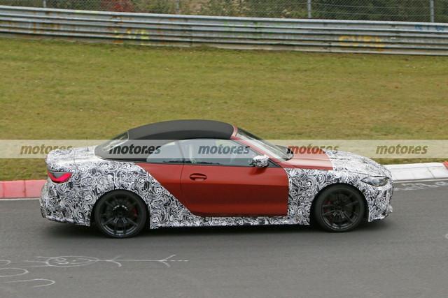 2020 - [BMW] M3/M4 - Page 23 Bmw-m4-cabrio-2021-fotos-espias-nurburgring-202071811-1602590032-8