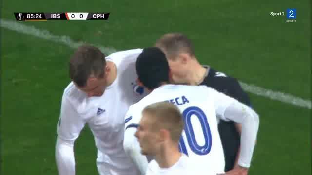 12-03-2020 - Istanbul Basaksehir 1-0 FC Koebenhavn