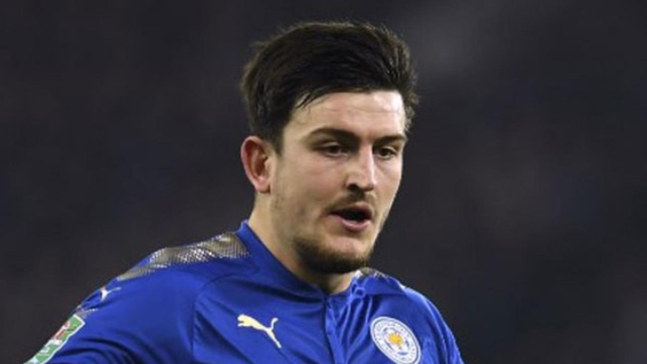 MU Bayar Rp 1,7 Triliun, Leicester City Siap Lepas Harry Maguire