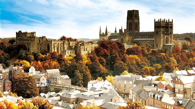 Investigate England's Castles This Autumn