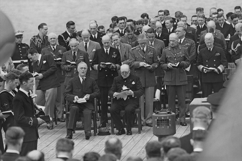 Eighty Years Later Biden and Johnson Revise Atlantic Charter for a New Era