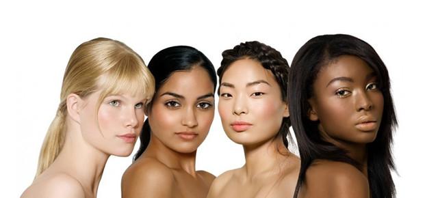 типы волос у людей
