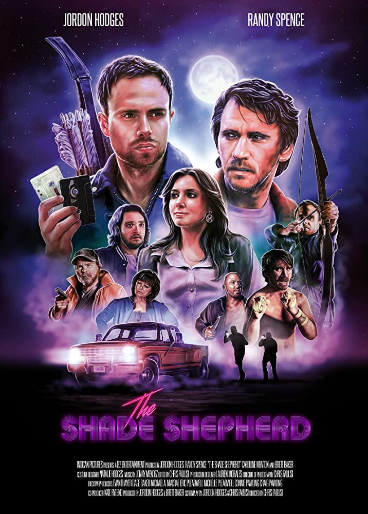 The Shade Shepherd 2020 English 720p HDRip 800MB | 300MB Watch Online