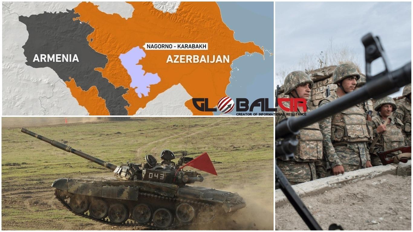 BROJNE REAKCIJE NAKON ESKALACIJE SUKOBA U SPORNOJ REGIJI NAGORNO-KARABAH! EU zabrinuta, Erdogan poručio da je uz 'azerbejdžansku braću', a reagovala i Rusija!