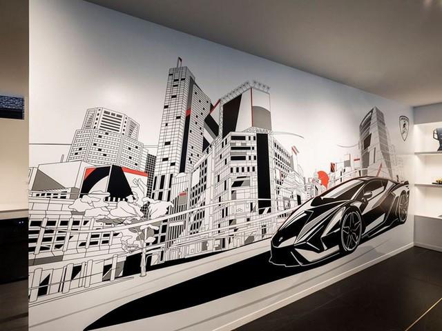 Automobili Lamborghini et Yohji Yamamoto célèbrent l'inauguration du Lamborghini Lounge Tokyo et du Studio Ad Personam 571318