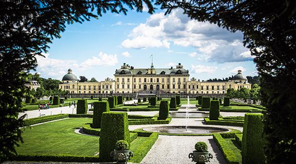 Palace Gardens Garden