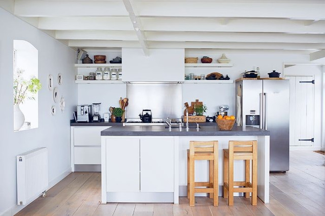 How to Design a Small Kitchen to Look Stylish and Functional