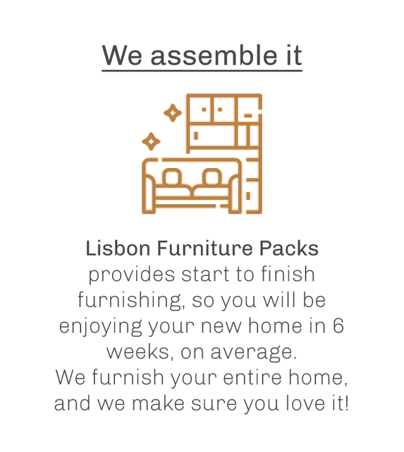 Lisbon Furniture Packs