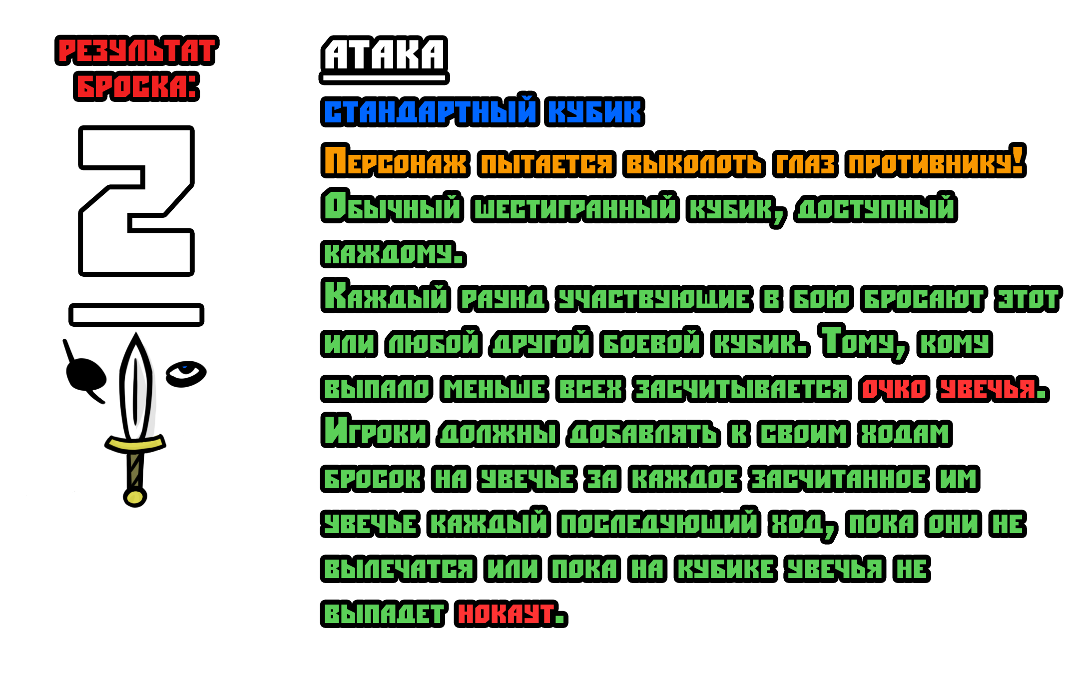 Тест боевой системы 2-1
