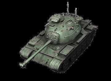 Премиум танк 59 Patton World of Tanks Blitz