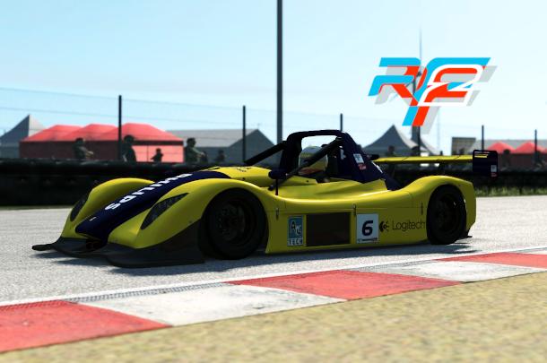 VRC Radical 2020 - Round 2 - Zolder
