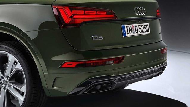 Audi Q5 II Restyling (2020) 32