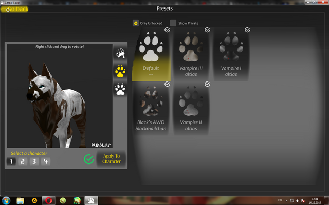 Canine presets.png