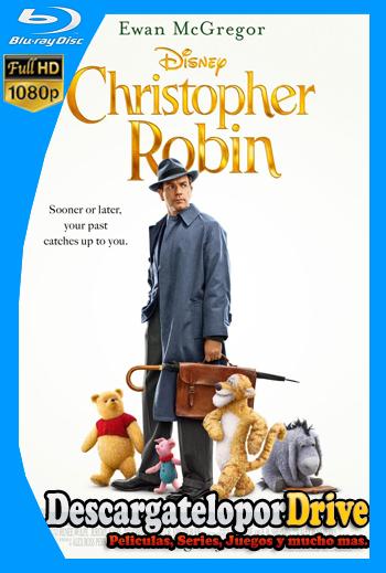 Christopher Robin (2018) [1080p] [Latino] [1 Link] [GDrive] [MEGA]