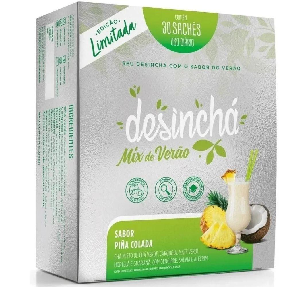 Desincha Mix De Verao 30sac 45g  Pina Colada