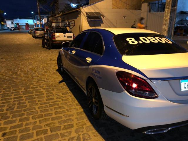 PM recebe Mercedes avaliada em R$ 90 mil e Fusion para patrulhamento na Bahia 2