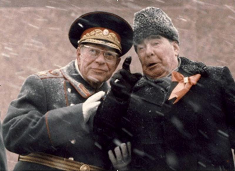 Жизнь СССР в фотографиях Юрия Абрамочкина 17