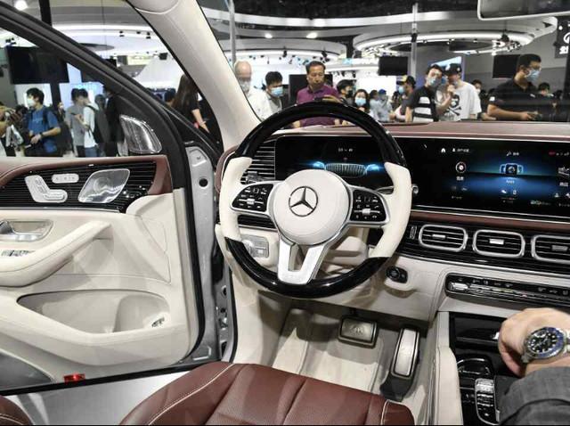 2019 - [Mercedes] GLS II - Page 7 712754-C9-23-BE-4958-80-C4-7-E1-CE005-B8-F1