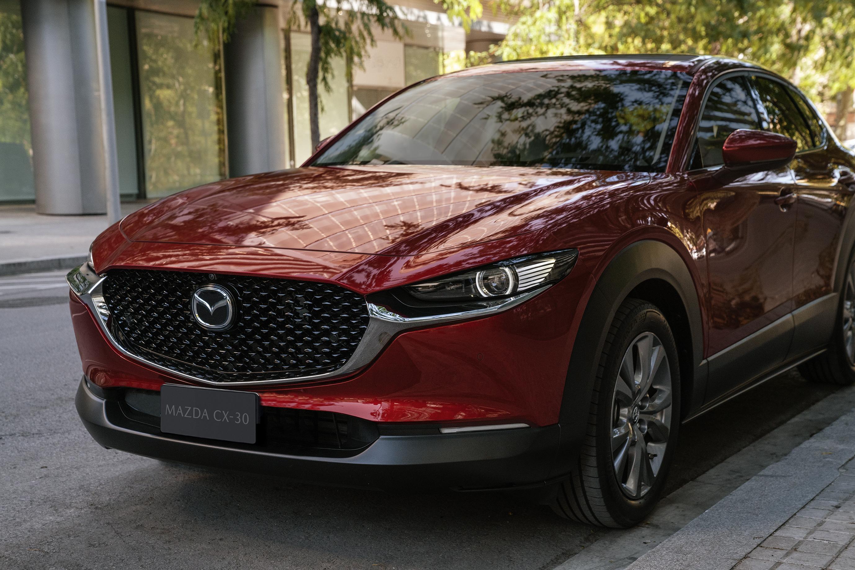 2019-CX-30-All-New-Mazda-CX-30-Launch-campaign-Still-Asset-Life-with-Creativity-DSA8115