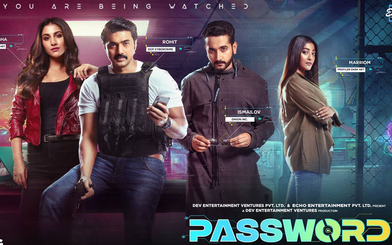 Password (2019) Bengali Movie 720p HDRip AAC